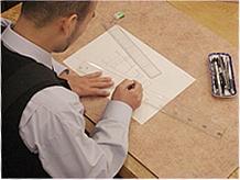 フルオーダー家具STEP2|図面及びパースにてご提案させていただきます。