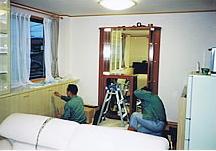 フルオーダー家具STEP9|出来上がり次第、納品及び施工いたします。
